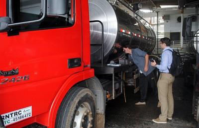 Cosulati vai testar equipamento para medidor de vazão e coleta automática de leite