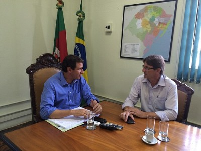 Presidente do Sindilat pede agilização do Sisbi ao secretário da Agricultura