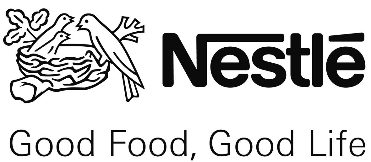 Logo Nestle Good noir