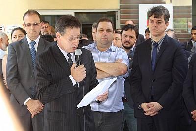 Tarcísio Minetto assume Secretaria de Desenvolvimento Rural
