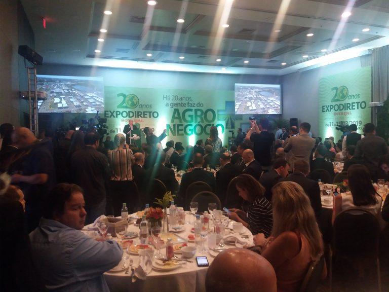 Gestão, tecnologia e inovação são destaques na 20ª Expodireto Cotrijal