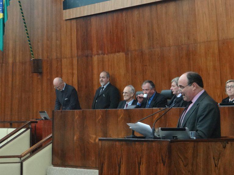 Coopar recebe homenagem da Assembleia Legislativa do RS