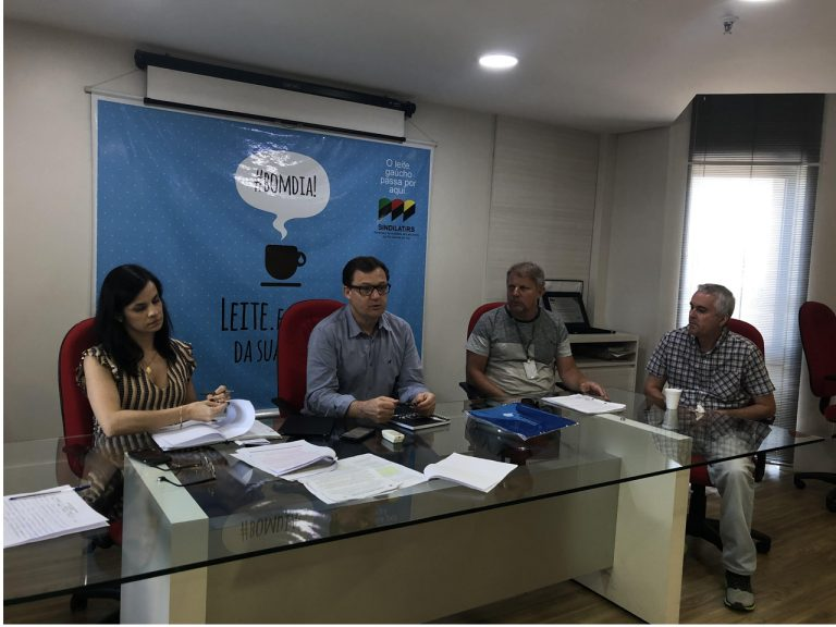 Sindilat realiza encontro para debater novo guia orientativo do PQFL