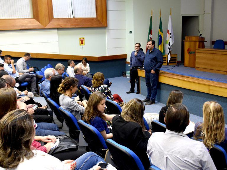 Cadeia produtiva debate atualização do Plano de Qualificação de Fornecedores de Leite na UPF
