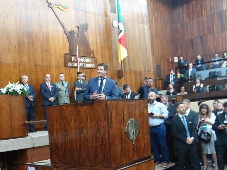 Competitividade da agropecuária gaúcha é foco da nova Presidência da Assembleia Legislativa