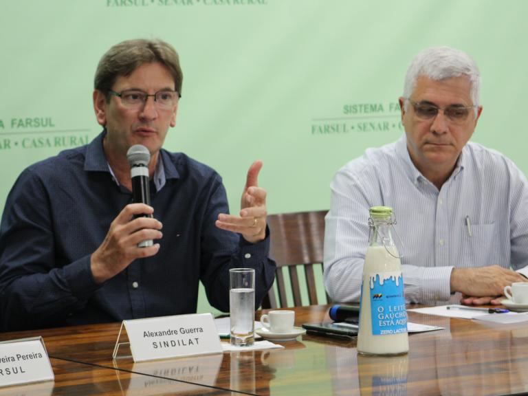 Aliança Láctea define sugestões para sanidade animal e fiscalização