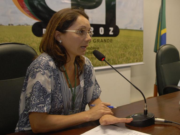 Helena Pan Rugeri assume superintendência do MAPA/RS