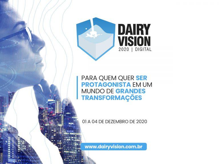 Com parceria do Sindilat, evento global Dairy Vision reúne nomes internacionais para discutir o futuro do setor lácteo