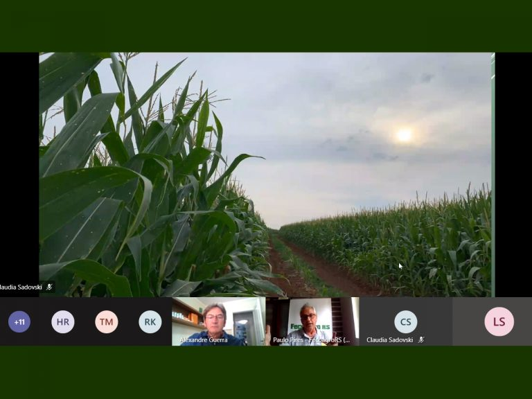 Sindilat participa de reunião virtual do Conagro