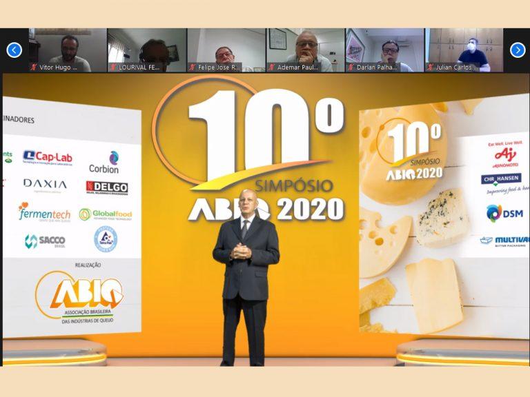 Sindilat participa do 10º Simpósio da Abiq