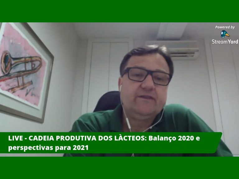 Buscar ser mais competitivo é o desafio do setor lácteo em 2021, avalia Sindilat