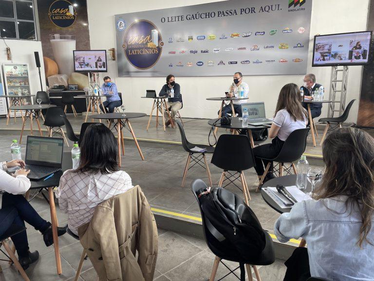 Prêmio Referência Leiteira avalia competitividade e qualidade de vida nos tambos